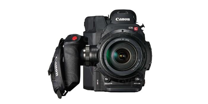 NEW The Canon C300 Mark II