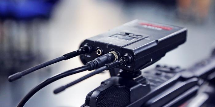 Sony UWP-V1 Radio Mics