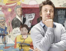 JAMIE OLIVER'S DREAM SCHOOL