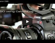 F5 v. C500 video