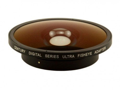 Century Fisheye Lens Adapter for Sony Z1 and Z5
