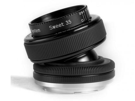 Lensbaby EF Composer Pro Sweet 35 Optic