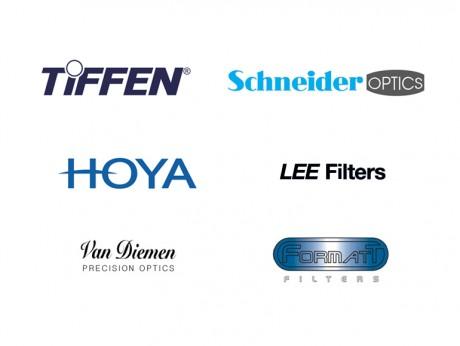 Various Tiffen / Schneider / Hoya / Van Diemen / Formatt / LEE Filters