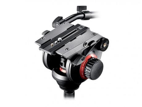 Manfrotto 504 HD Tripod System