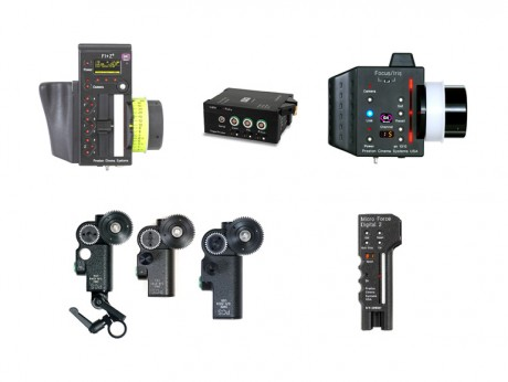 Preston FI+Z 3 Axis Wireless Lens Control System