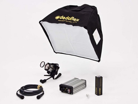 Dedolight Compact HMI Kit