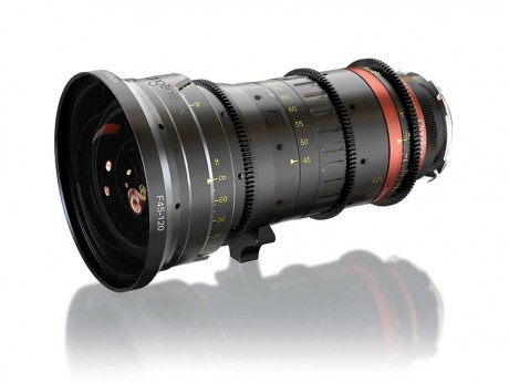 Angenieux Optimo 45-120mm Cine Zoom Lens
