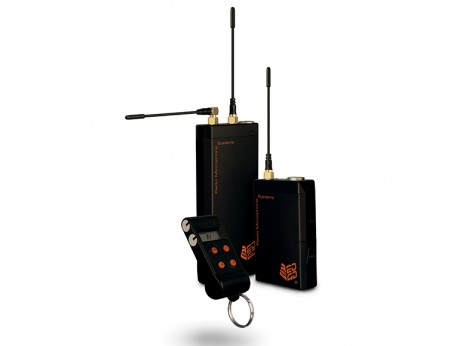 Audio DX2040 Diverse TX/RX Radio Mics (Ch 38)