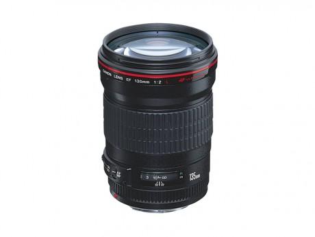 Canon EF 135mm f/2L USM Prime