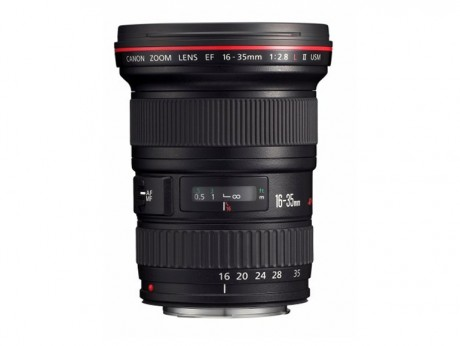 Canon EF 16-35mm f/2.8L II USM Zoom