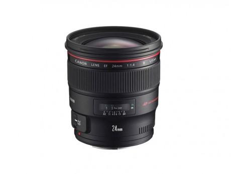 Canon EF 24mm f/1.4L II USM Prime