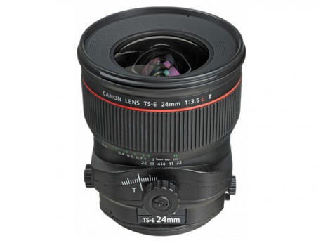 Canon TS-E 24mm f/3.5L II Prime