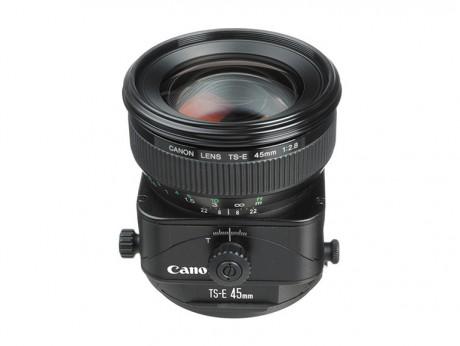 Canon TS-E 45mm f/2.8 Prime