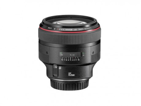 Canon EF 85mm f/1.2L II USM Prime