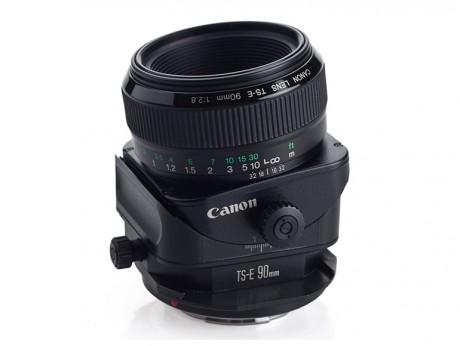 Canon TS-E 90mm f/2.8 Prime