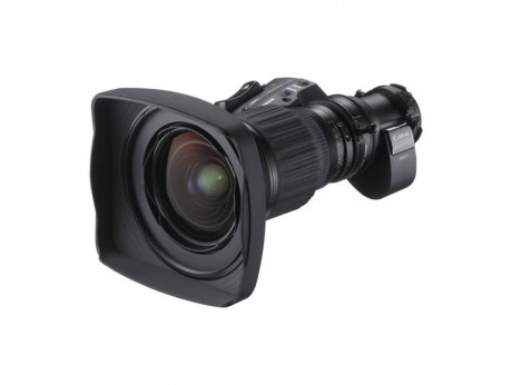 Canon HJ14ex 4.3B ENG Zoom