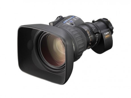 Canon HJ22ex 7.6B ENG Zoom