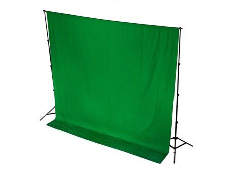 Chroma Green Drape