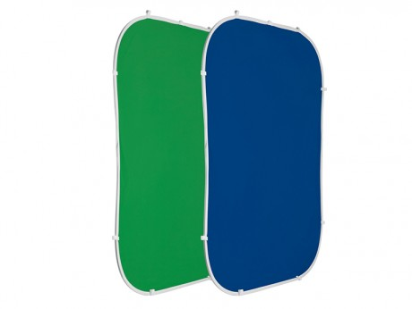 Lastolite Chroma Key Green/Blue
