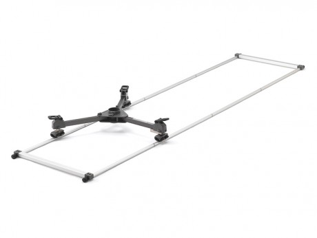 Libec TR320 Dolly / Tracking Kit