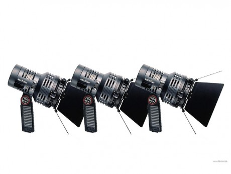 Sachtler Reporter 300 Lighting Kit