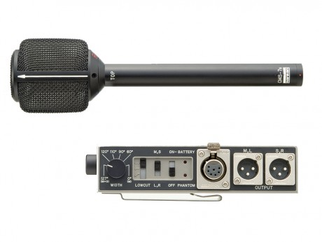 Sanken CMS 7 Stereo Microphone