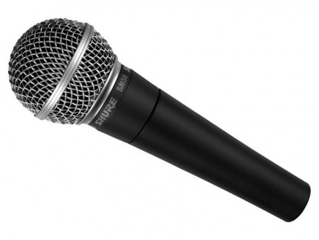 Shure SM 58 Beta Microphone