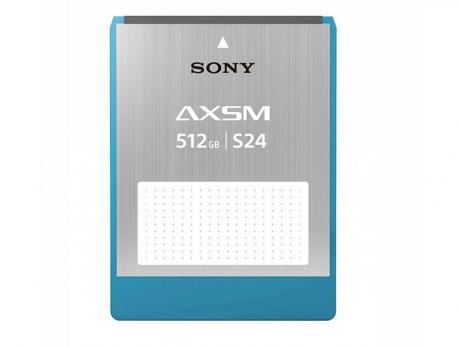 Sony AXS 512GB Memory Card