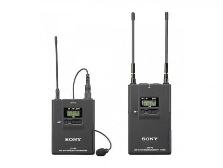 Sony UWP-V1 TX/RX Radio Mics (Ch 38)