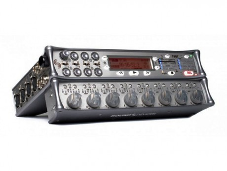 Sound Devices 788T-SSD Digital Recorder
