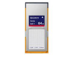 Sony SxS-1 16GB Memory Card