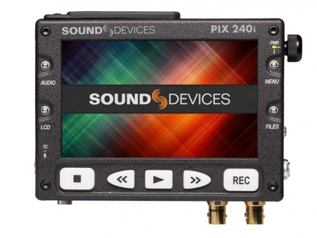 Sound Devices PIX 240i External Recorder