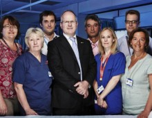 Trauma: Level 1 starts tonight on ITV