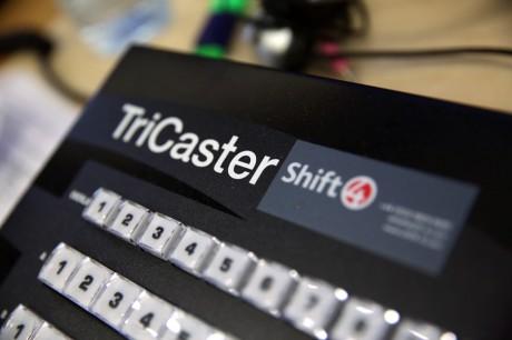 S4 TriCaster Studio