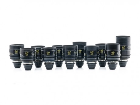 Cooke S4i Prime Lenses