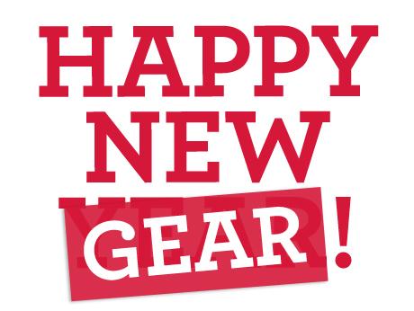 Happy New Gear