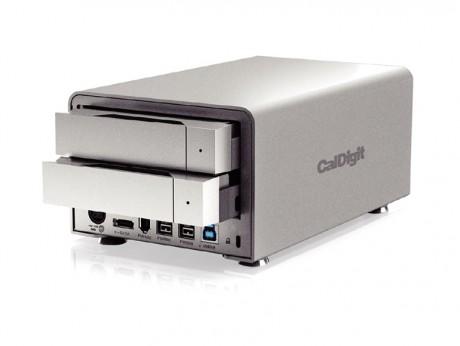 CalDigit VR 8TB Hard Drive
