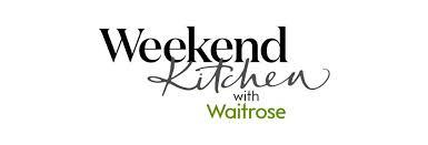 Weekend_Kitchen_With_Waitrose logo