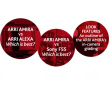 Three new AMIRA videos from Shift 4