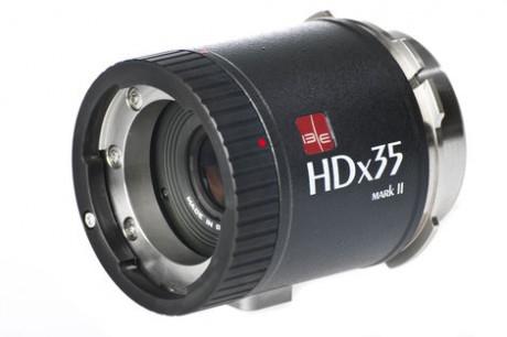 IB/E Optics HDx35 Mark II PL to B4 Adapter