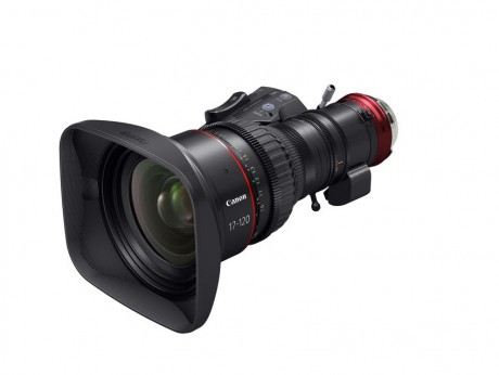 Canon CN7x17 ENG 17-120mm PL (T2.95-3.9) Zoom Lens
