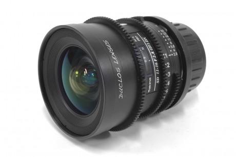 Duclos/Tokina 11-16mm PL Zoom Lens