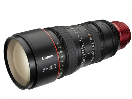 Canon CN E30-300mm PL T2.95 – 3.7 Zoom Lens