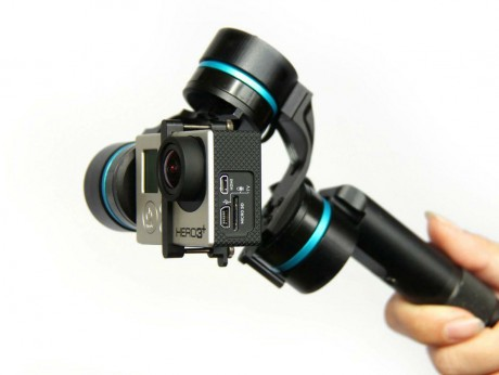 Feiyu Tech FY-G3 Ultra 3-Axis Handheld Steady Gimbal