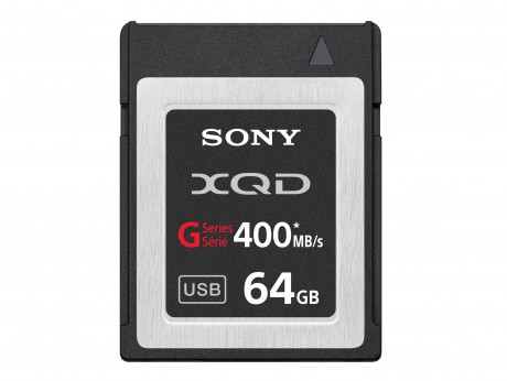 Sony 64GB XQD Card
