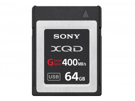 Sony 64GB XQD Card