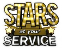 STARS AT YOUR SERVICE