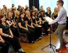 THE CHOIR: NEW MILITARY WIVES