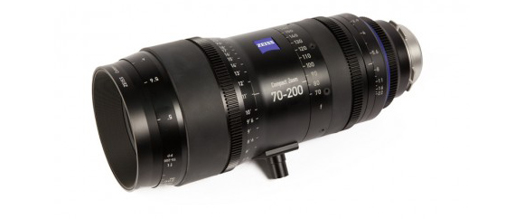 Zeiss 70-200mm PL Compact Zoom Lens