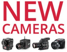 New Cameras – keep yourself up to date